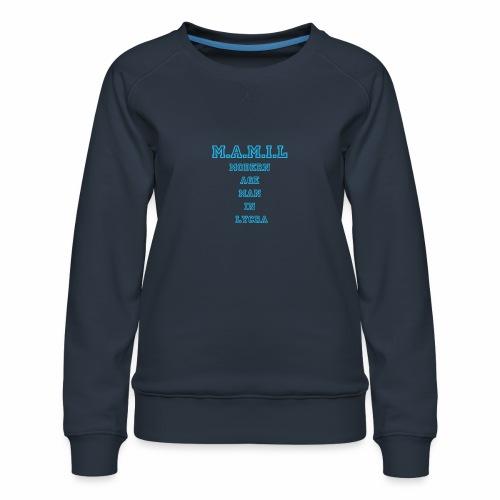MAMIL - Women's Premium Sweatshirt