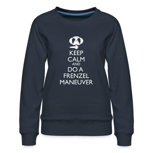 Keep calm and Frenzel - Frauen Premium Pullover
