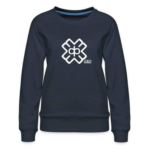 July D3EP Blue Tee - Women's Premium Sweatshirt