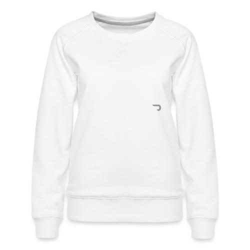 CORED Emblem - Women's Premium Sweatshirt