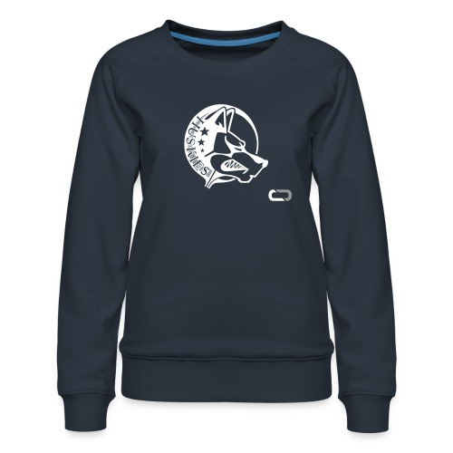 CORED Emblem - Women's Premium Sweatshirt