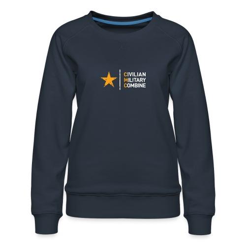CMC Design - Vrouwen premium sweater