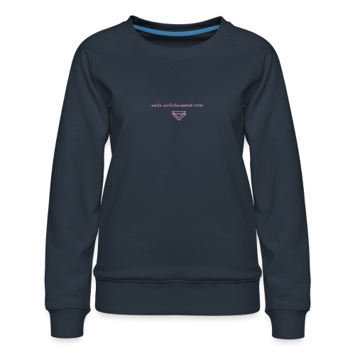 Anita Girlietainment Crew - Frauen Premium Pullover