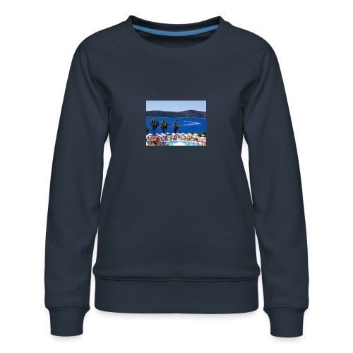 IMG 0720 - Dame premium sweatshirt
