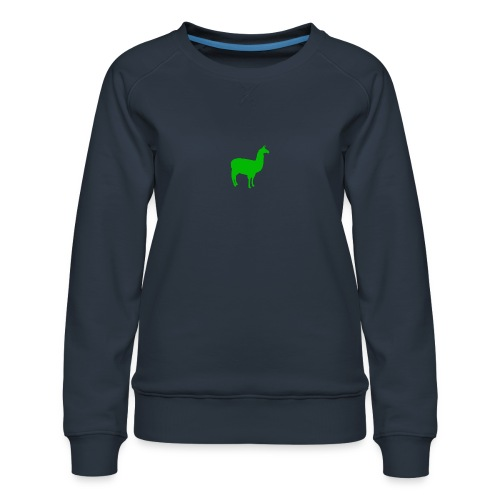 Lama - Vrouwen premium sweater