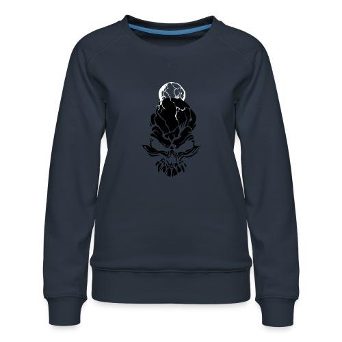 F noize fronte png - Women's Premium Sweatshirt
