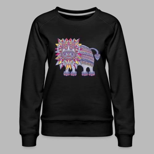 ROAR! - Women's Premium Sweatshirt