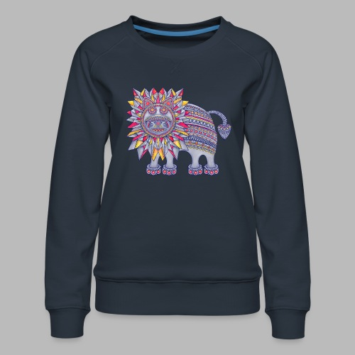ROAR! - Women's Premium Sweatshirt