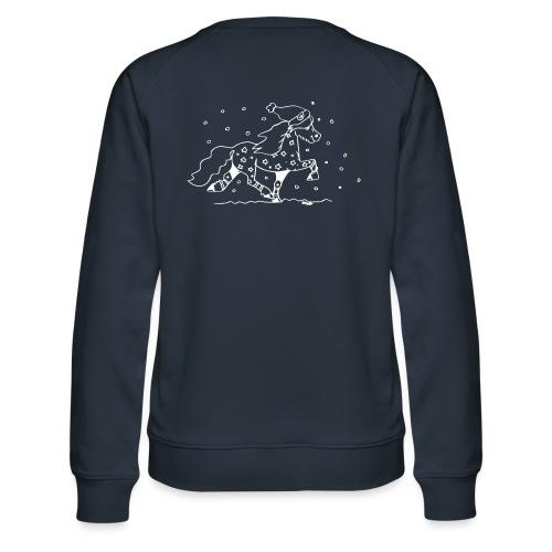 Weihnachtstölter - Frauen Premium Pullover