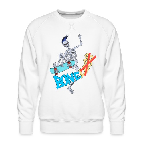 Boneless - Men's Premium Sweatshirt
