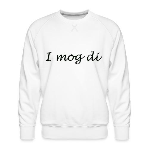 I mog di - Männer Premium Pullover