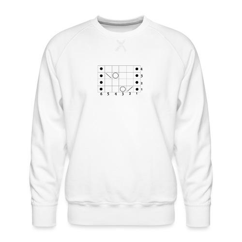 My Lace- - Men's Premium Sweatshirt
