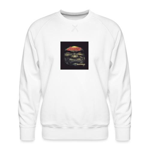 Hoven Grov knapp - Men's Premium Sweatshirt