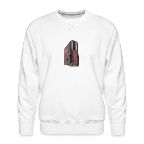 ULTIMATE GAMING PC DESIGN - Men's Premium Sweatshirt