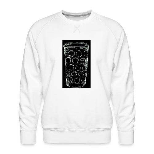 Leergut Dubbeglas -schwarz - Männer Premium Pullover