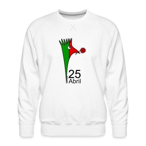 Galoloco - 25 Abril - Men's Premium Sweatshirt