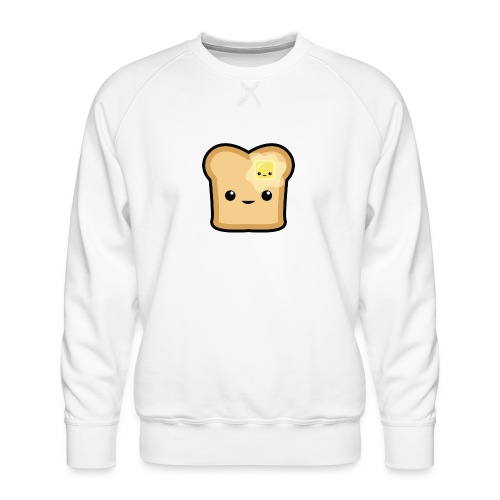 Toast logo - Männer Premium Pullover