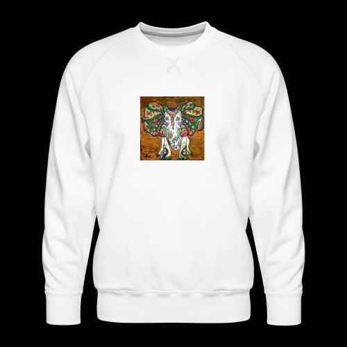 elefante - Mannen premium sweater