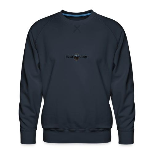 'Fookin' Laser Sights' - Men's Premium Sweatshirt