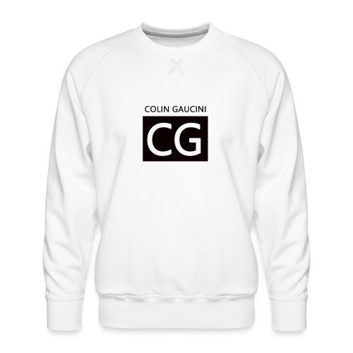 Colin Gaucini - Männer Premium Pullover