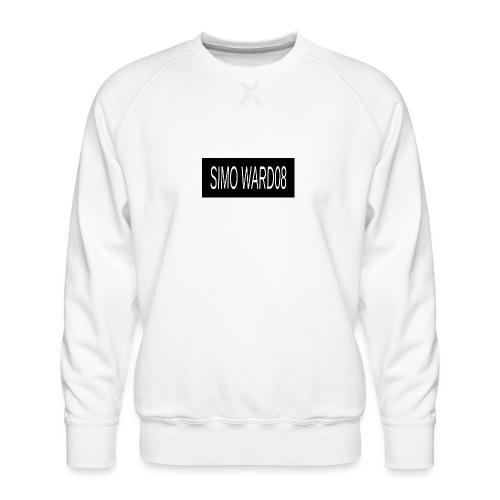 SIMO WARD08 - Men's Premium Sweatshirt