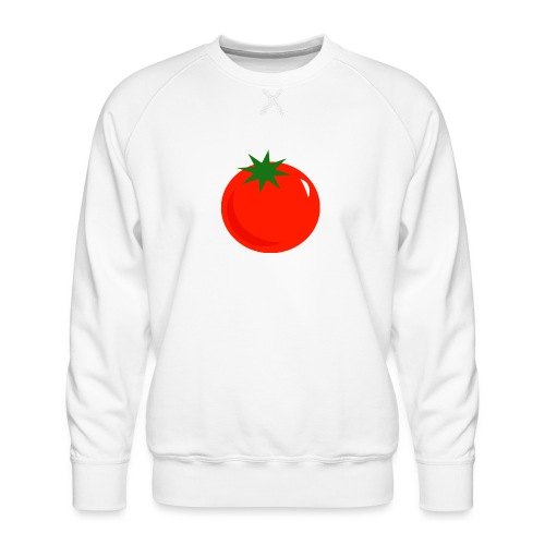 Tomate - Sudadera premium para hombre