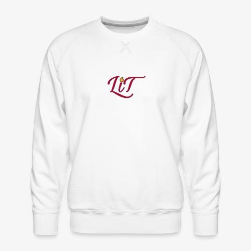 LiT CO Logo #1 - Men's Premium Sweatshirt