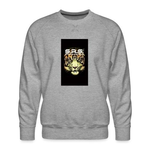 sas tiger wide jpg - Mannen premium sweater