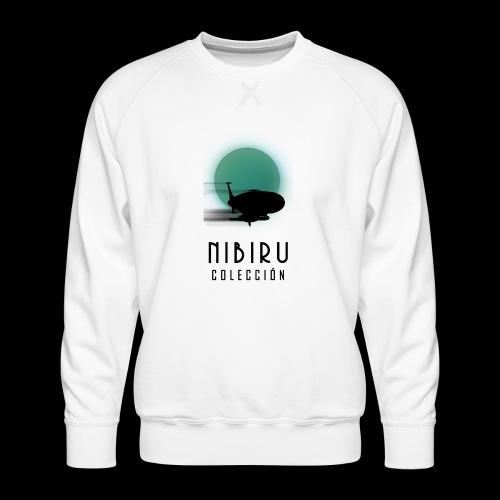 NibiruLogo - Sudadera premium para hombre