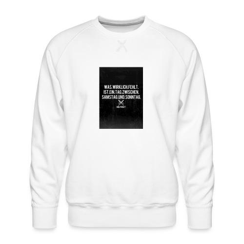king - Männer Premium Pullover