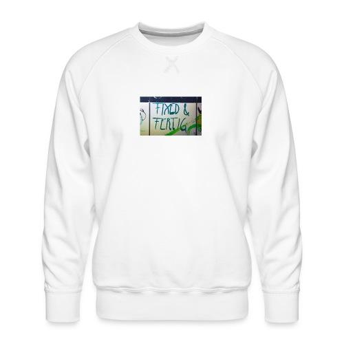 KLOSPRUCH FIXED & FERTIG - Männer Premium Pullover