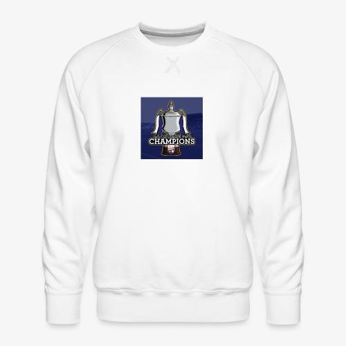 MFC Champions 2017/18 - Men's Premium Sweatshirt