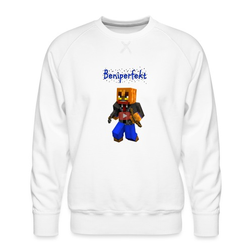 Beniperfekt T-Shirt für Männer - Männer Premium Pullover