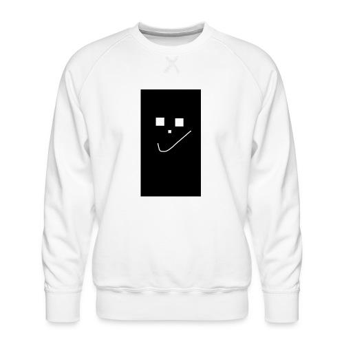 Smile :) - Männer Premium Pullover