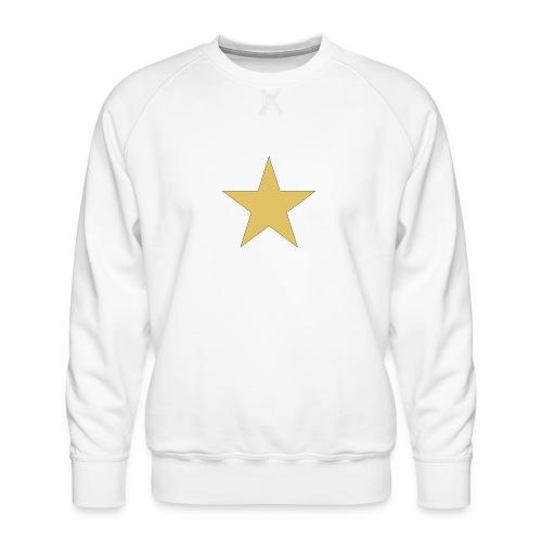 ardrossan st.pauli star - Men's Premium Sweatshirt