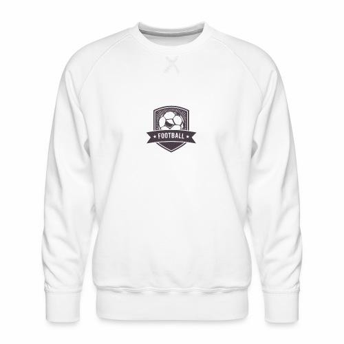 football - Männer Premium Pullover