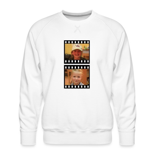 lente tess png - Mannen premium sweater