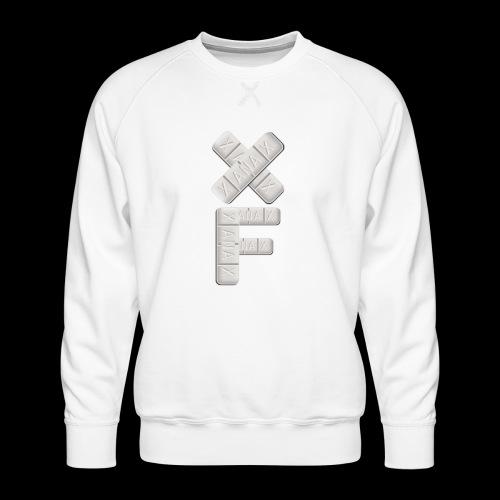 XF Xanax Logo - Männer Premium Pullover