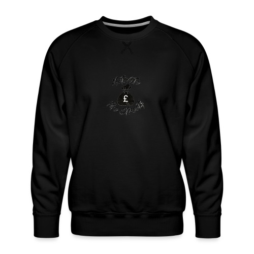 Motivate The Streets - Men's Premium Sweatshirt