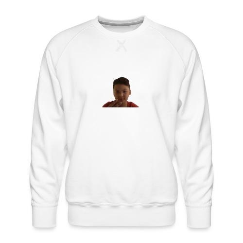 WIN 20170901 115015 burned 1 - Mannen premium sweater