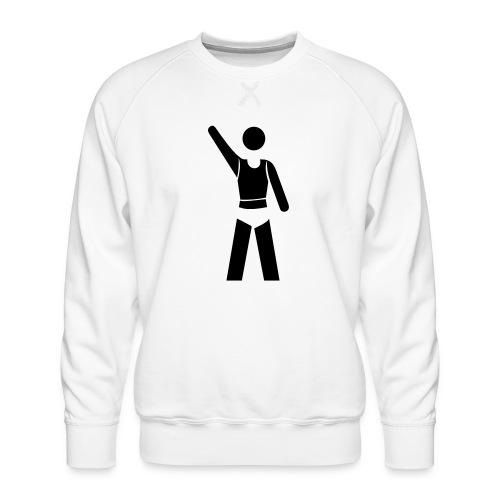 icon - Männer Premium Pullover