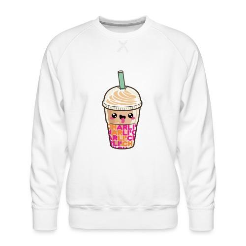 00411 Iced Coffee Charli Damelio - Sudadera premium para hombre