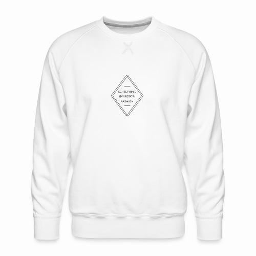 Schtephinie Evardson Fashion Range - Men's Premium Sweatshirt