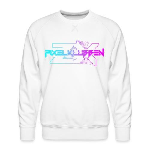pixelklubbenZX print color - Premiumtröja herr
