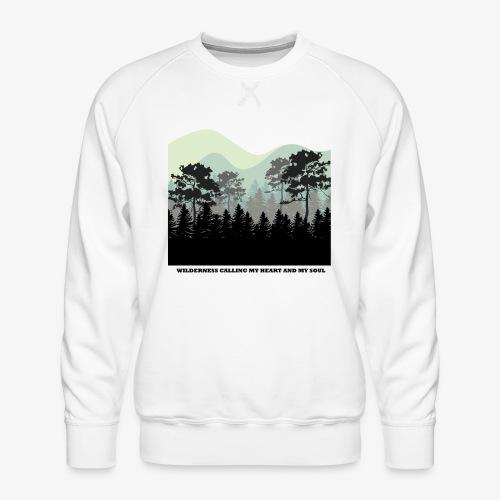 wearenature2 - Men's Premium Sweatshirt