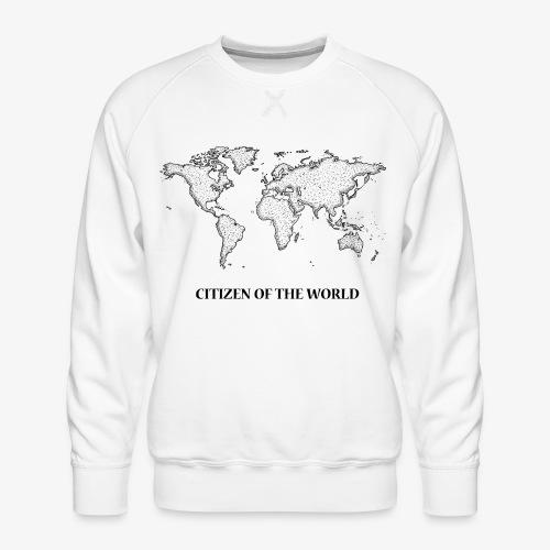 citizenoftheworld - Men's Premium Sweatshirt