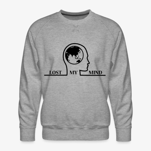 LOSTMYMIND - Men's Premium Sweatshirt