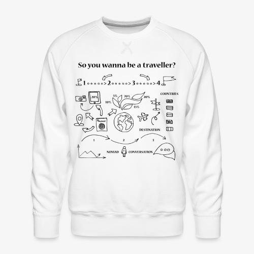 nomad - Men's Premium Sweatshirt