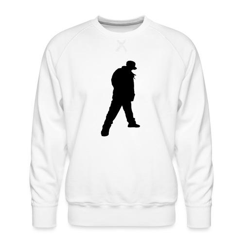 Soops B-Boy Tee - Men's Premium Sweatshirt