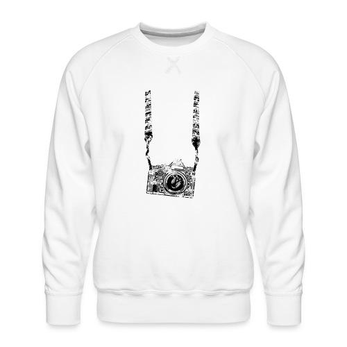 Kamera - Männer Premium Pullover